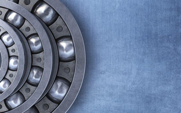tipos de rodamientos radiales