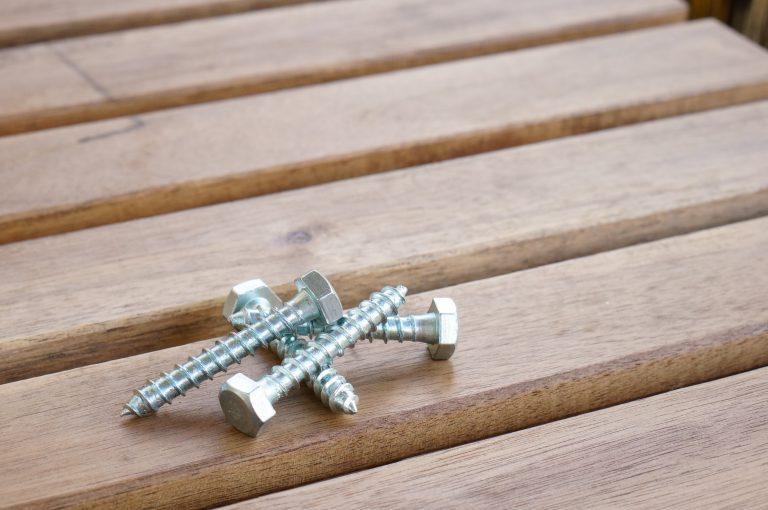tipos de tornillos para madera